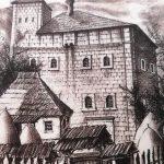Plav, crtež, kraj XIX vijeka