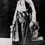 Podgoričanka, početkom XX vijeka