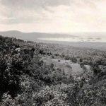 Pogled na Barsko polje i Barski zaliv, 1912. godine
