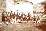 Albanci iz plemena Klimenti i Šalja u Trijepču, 1901.godine