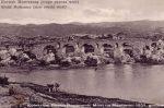 Antički rimski most na rijeci Moštanici, Nikšić, 1931. godine