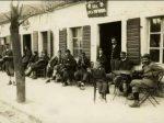 Kafana Rogošića u Podgorici, kraj XIX početak XX vijeka