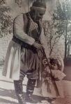 Knjaz Nikola sa unukom