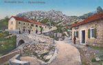 Matkovića most, Herceg Novi, početak XX vijeka