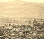 Podgorica, crtež, 1874. godine