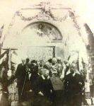 Prenos Njegoševih posmrtnih ostataka na Lovćen 1925. godine