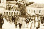 Proslava proglašenja Crne Gore za kraljevinu 1910. godine
