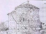 Stara Njegoševa kapela, oštećena u I svjetskom ratu