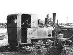 Stara lokomotiva, Podgorica, 2.polovina XX vijeka