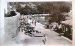 Taxi stanica u Boki Kotorskoj između dva svjetska rata