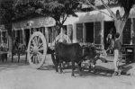 U Podgorici, početak XX vijeka