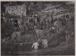 Ulov ribe na Rijeci Crnojevića, I svjetski rat